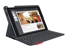 Logitech Type Bluetooth Tastatur für iPad Air 2 Karbon schwarz