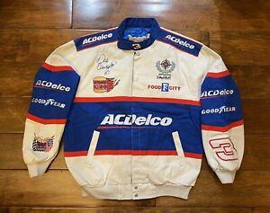 Dale Earnhardt Jr #3 ACDelco Racing Race Jacket Mens Size X Large NASCAR JH