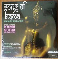 "SHRI BEN HAYEEM ""Songs of Kama Sutra"" 1966 Rare (sex ed) Vinyl/LP NEW SEALED"