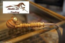 Wooden Plain Collectable Tobacco Pipes & Accessories