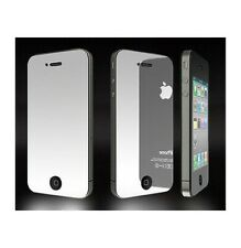 FILM MIROIR ★ PROTECTION ECRAN VITRE LCD ★ IPHONE 4 4S ★ Screen Guard Mirroir