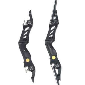 "17"" ILF Bow Riser Handle Archery Longbow Recurve Bow Hunting BOSEN HORN"
