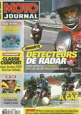 MOTO JOURNAL N°1527 HONDA CBR 600 / HARLEY FXDXT VS MOTO GUZZI CALIFORNIA