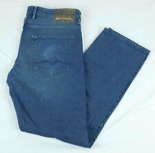 Hugo Boss Orange 24 Barcelona Blue Denim Jeans W 36 L 32  Special Dye