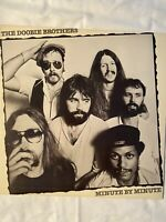 "THE DOOBIE BROTHERS-Minute By Minute- 12"" Vinyl Record LP - EX"