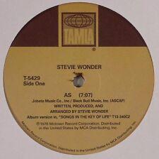 Stevie Wonder–As / Another Star Maxi 12inch Vinyl Label: Tamla Zustand:Mint