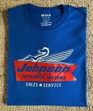 Johnson Seahorse Outboard Motor Shirt Retro Sea Horse Vintage Style 2XL