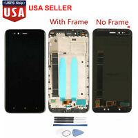 For Xiaomi Mi 5X/Mi A1/MiA1 LCD Display Touch Screen Digitizer Replace Frame USA