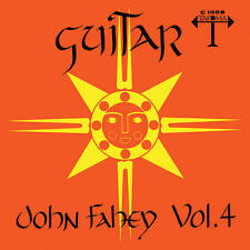 John Fahey - Guitar Vol. 4 / The Great San Bernardino Birthday... 180G LP RE NEW