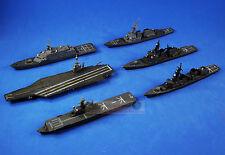 USS Nimitz Nuclear Supercarrier Destroyer Littoral Combat Ship Battleships Set 6