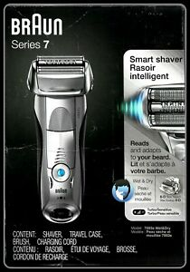 Braun ~ Series 7 - 7893S Cordless Men's Wet & Dry Electric Shaver ~ New