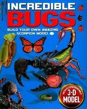 Incredible Bugs,Claire Bampton,New Book mon0000088479