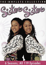 .Sister Sister The Complete Series Season 1-6 (18-Discs Set) New!!