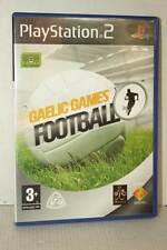 GAELIC GAMES FOOTBALL GIOCO USATO BUONO STATO PS2 VERSIONE INGLESE RS2 51532