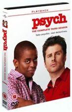 Psych Season 3 DVD 2011 Region 2
