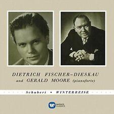 Schubert Winterreise Gerald Moore Dietrich Fischer-dieskau Audio CD