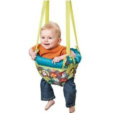 ExerSaucer Infant Doorway Jumper, Secure Fit Fun Portable Door Bouncer for Kids