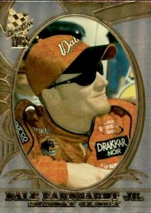 2002 VIP Explosives Nascar Inserts - Pick Your Cards