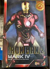 Hot Toys Avengers 1/6 Iron Man Mark IV 4 MMS 338 LIMITED SIDESHOW EXCLUSIVE