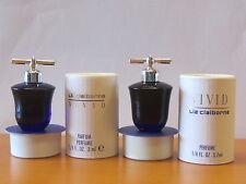 Lot Of 2 ~Original Vivid By Liz Claiborne Perfume Women  1/8 oz/ 3.7 ml Perfume