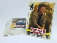 2019 TOPPS STRANGER THINGS WELCOME TO THE UPSIDE DOWN CHARACTER SET #1-20