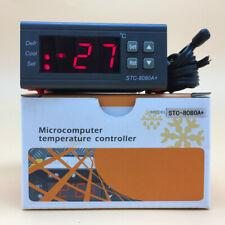 -5O ℃ ~ + 99 ℃ digital display intelligent thermostat STC-8080A +