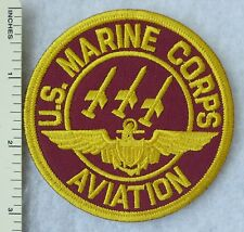 US MARINE CORPS AVIATION PATCH Made for USMC VETERANS & COLLECTORS