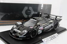 HPI Racing 1:18 scale McLaren F1 GTR Longtail #41 -1998 24h Le Mans (#8864)