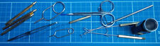 Assorted Fly Tying Tools, Various Types and Sizes,