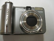 LikeNew Canon Powershot A620 7MP Digital Camera 4x
