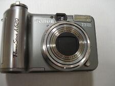 LikeNew Canon Powershot A620 7MP Digital Camera 4x