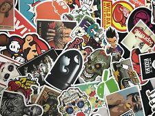 Lot 100pcs Random Vinyl Laptop Skateboard Stickers bomb Luggage Decals Dope 2020