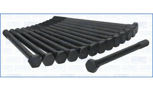 Genuine AJUSA OEM Replacement Cylinder Head Bolt Set [81004400]