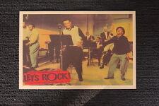 Roy Hamilton  Lobby Card Movie Poster 1958 Lets Rock