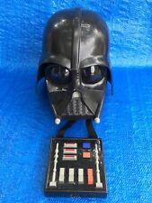 Talking Dart Vader Mask Star Wars Voice Changer Working 2004
