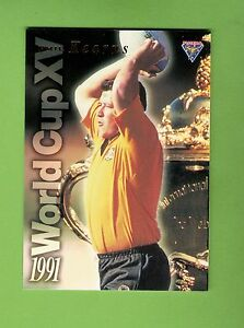 1995 AUSTRALIAN RUGBY UNION CARD - WC2  PHIL KEARNS  #2773