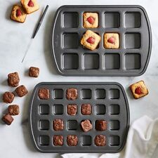 Pampered Chef Brownie Pan Set #100227 - Free Shipping