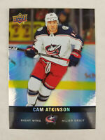 2019 Upper Deck Tim Hortons #69 Cam Atkinson Columbus Blue Jackets