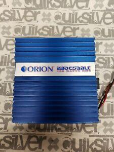 Orion 230 Cobalt 2 Channel Amplifier
