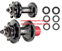 J&L Ceramic Bearing*6pc for Zipp 88/188 Disc Brake Hub set-303 Wheels