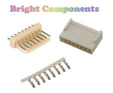"5x 8-Way 2.54mm / 0.1"" PCB Connector Kit (Molex KK Style) - 1st CLASS POST"