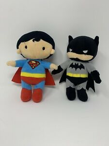 Superman and Batman, Stuffed Heroes, Collectibles
