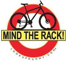 MIND THE RACK 2 for 1 Sale! The Best Car Bike & Gear Roof Rack Reminder Ever!!
