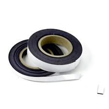 Self Adhesive Magnetic Tape Flexible Craft Sticky Magnet Strip 1m 5m 10m 20m 30m