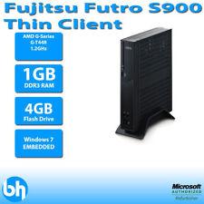PC de bureau Windows 7 Fujitsu