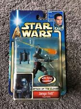 STAR WARS AOTC JANGO FETT BOSTON SUPER MEGAFEST 5 OF 35 MADE