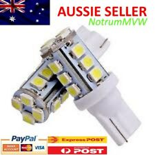 2pc Toyota Corolla 16smd LED BRIGHT WHITE Park Plate Light Bulb Globe 5000k  w5w