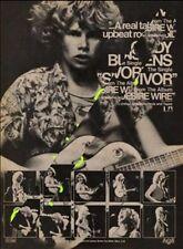 Cindy Bullens LP advert Creem magazine 1979