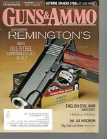 Guns & Ammo Handguns Magazine February 2013 Remington .45 ACP, The .44 Magnum