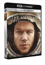 The Martian - Sopravvissuto (4K Ultra HD + Blu-Ray Disc)